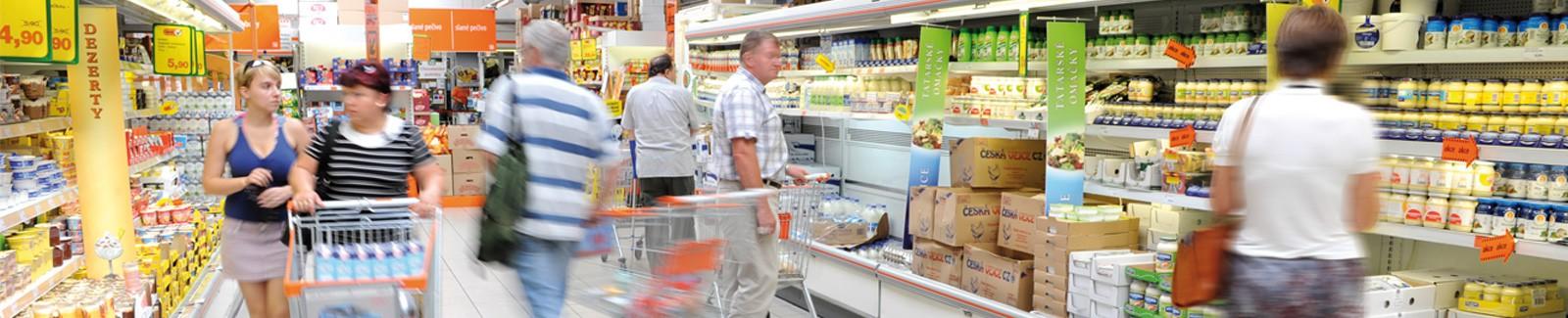 COOP prodejny potravin